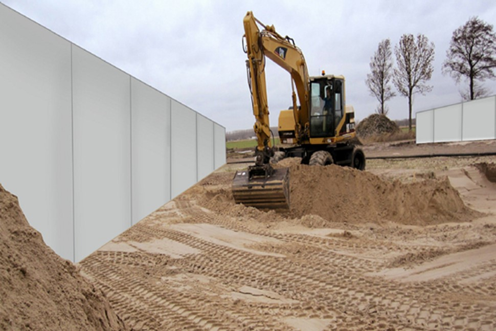 Mobile acoustic barriers