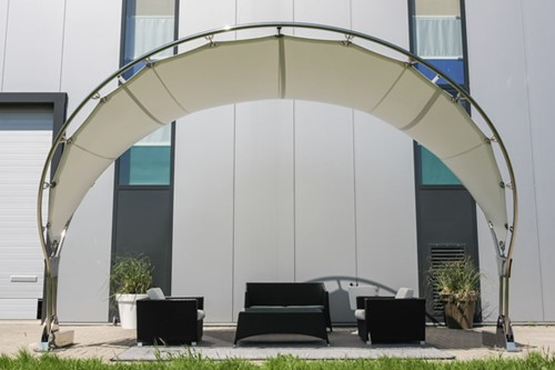 Fioleaf®, an automated shading structure